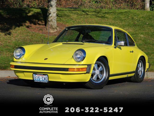 1976 Porsche 912E (CC-1423820) for sale in Seattle, Washington