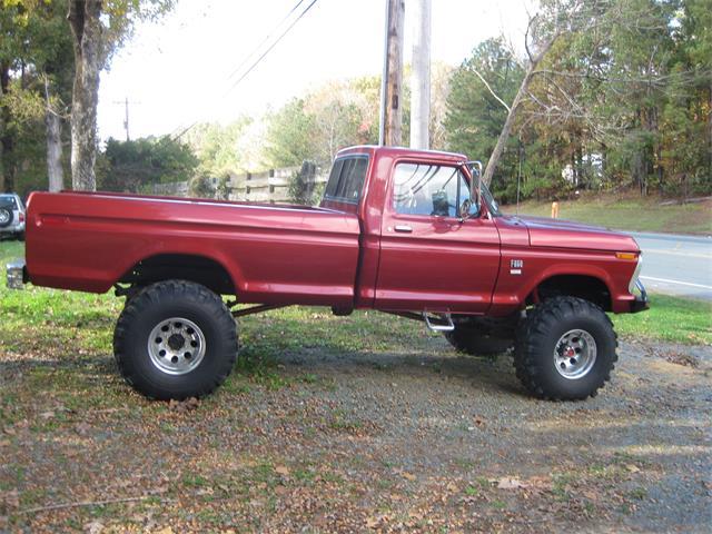 1976 Ford F250 (CC-1423823) for sale in CHAPEL HILL, North Carolina