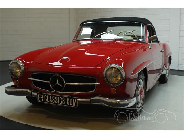 1956 Mercedes-Benz 190SL (CC-1423829) for sale in Waalwijk, Noord Brabant