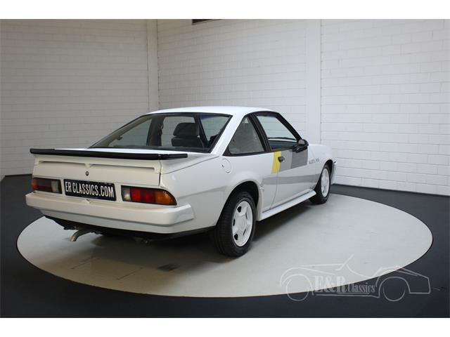 1988 Opel Manta (CC-1423832) for sale in Waalwijk, Noord-Brabant