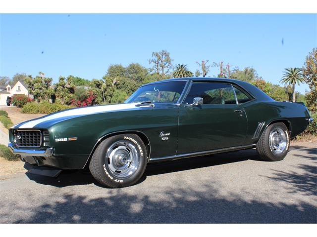 1969 Chevrolet Camaro RS/SS (CC-1423842) for sale in Fullerton, California
