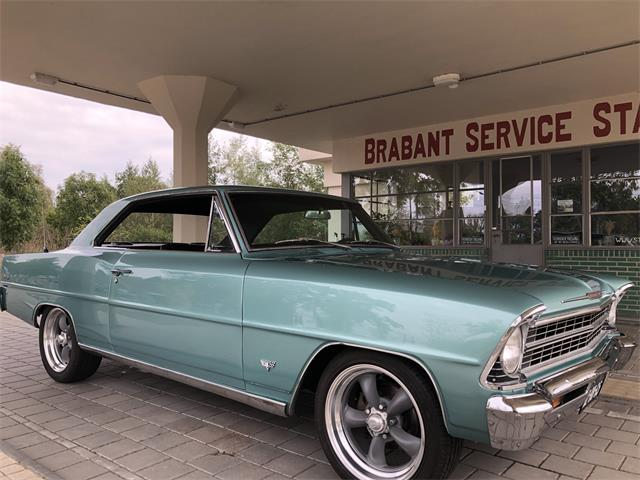 1967 Chevrolet Nova II (CC-1423846) for sale in San Francisco, California