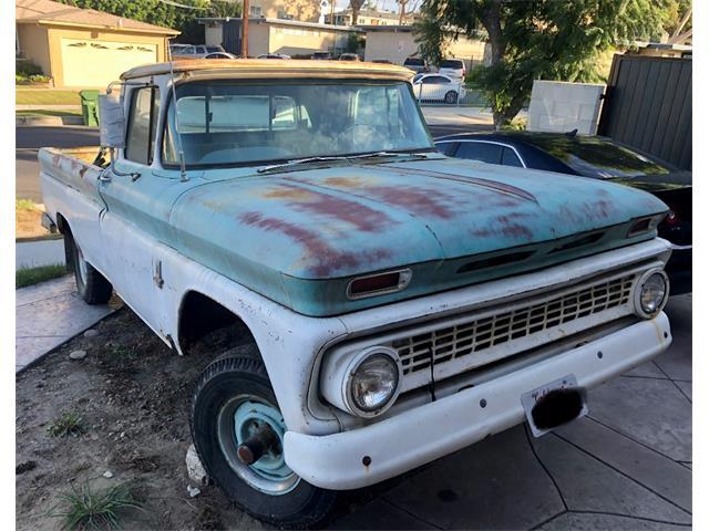 1963 Chevrolet K-10 (CC-1423850) for sale in Lomita, California