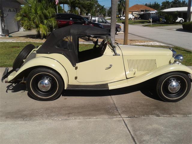 1953 MG TD (CC-1423858) for sale in Bradenton, Florida