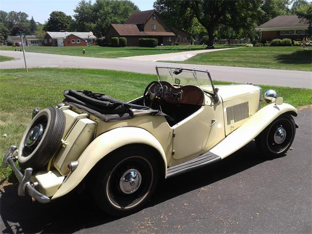 1953 MG TD (CC-1423858) for sale in Bradenton, Florida