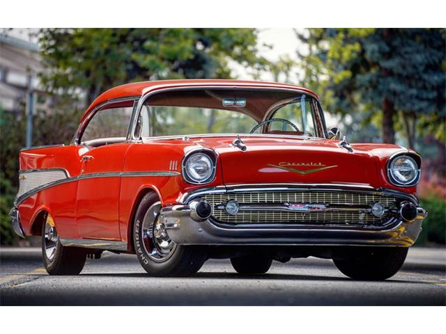 1957 Chevrolet Bel Air (CC-1423867) for sale in Portland, Oregon