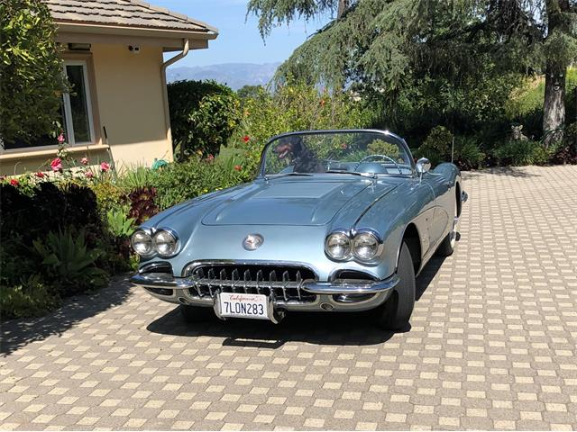 1958 Chevrolet Corvette (CC-1423869) for sale in Encino, Califorimia