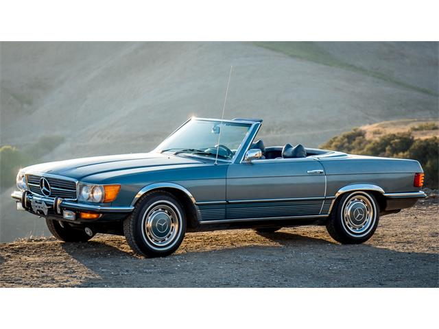 1972 Mercedes-Benz 350SL (CC-1423870) for sale in Cambria, California