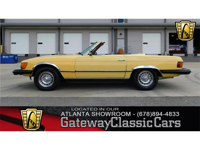 1977 Mercedes-Benz 450SL (CC-1423882) for sale in O'Fallon, Illinois