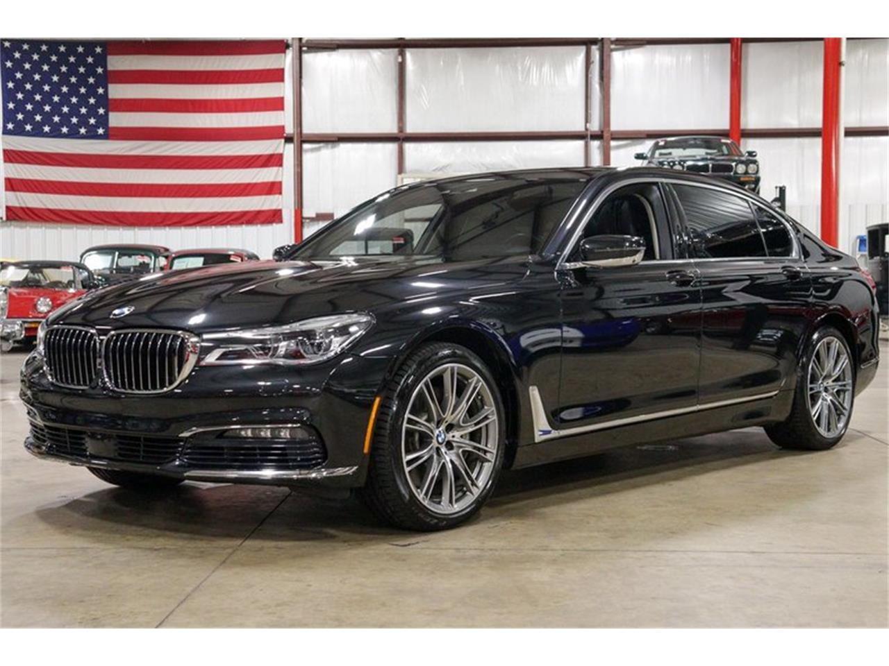2016 BMW 7 Series (CC-1423885) for sale in Kentwood, Michigan