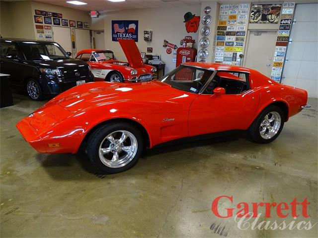 1973 Chevrolet Corvette Stingray (CC-1420389) for sale in Lewisville, TEXAS (TX)