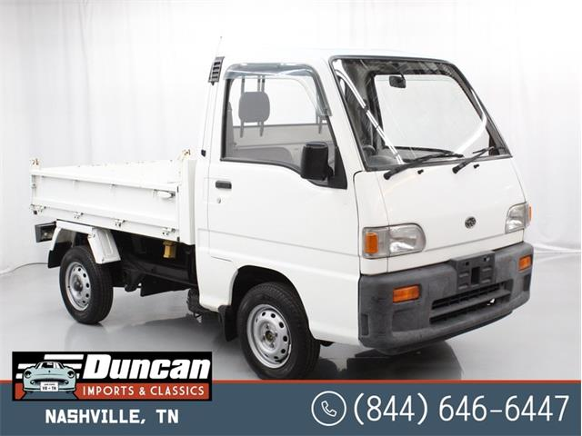 1995 Subaru Sambar (CC-1423891) for sale in Christiansburg, Virginia