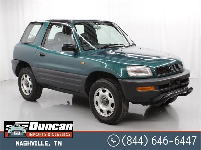 1995 Toyota Rav4 (CC-1423893) for sale in Christiansburg, Virginia