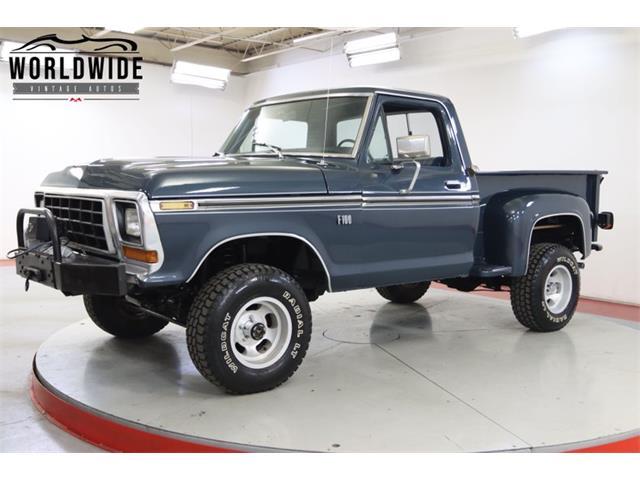 1976 Ford F1 (CC-1423900) for sale in Denver , Colorado