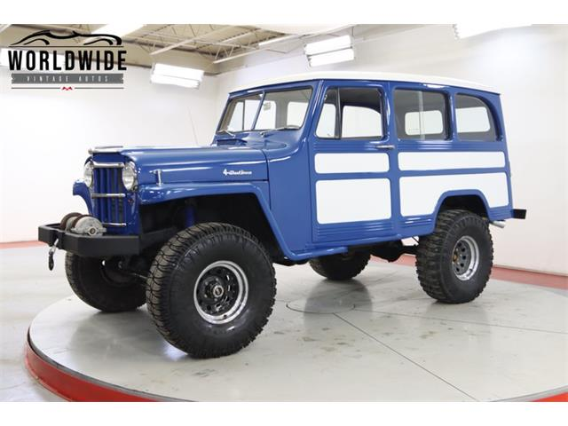 1959 Willys Wagon (CC-1423903) for sale in Denver , Colorado