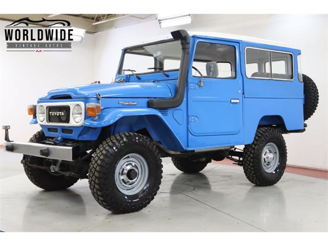 1980 Toyota Land Cruiser FJ (CC-1423906) for sale in Denver , Colorado