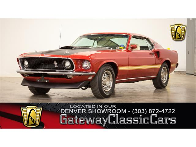 1969 Ford Mustang (CC-1423907) for sale in O'Fallon, Illinois