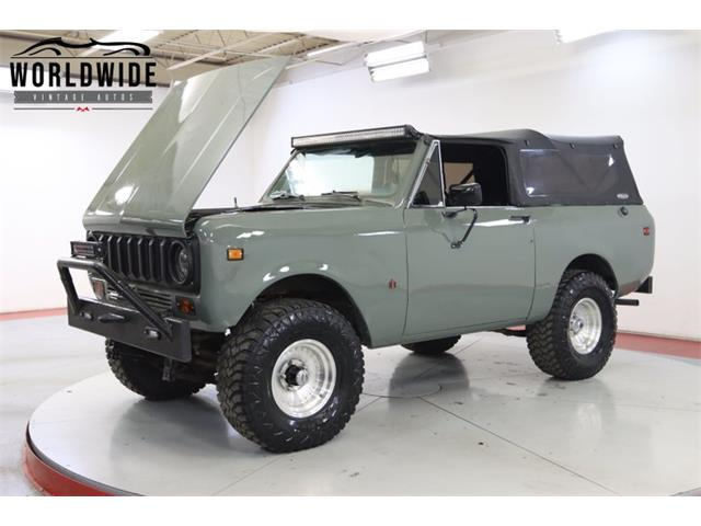 1975 International Scout (CC-1423913) for sale in Denver , Colorado