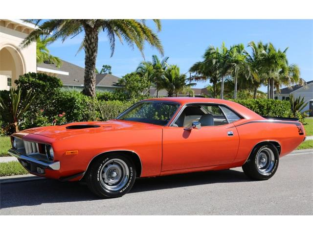 1972 Plymouth Cuda (CC-1423923) for sale in Punta Gorda, Florida
