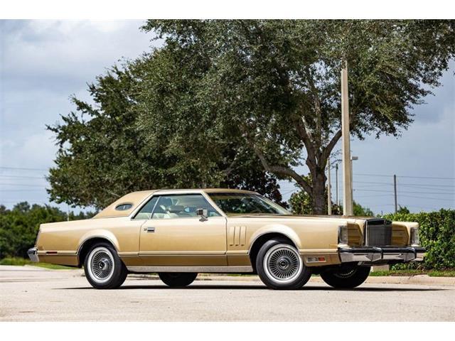 1979 Lincoln Mark V (CC-1423933) for sale in Punta Gorda, Florida