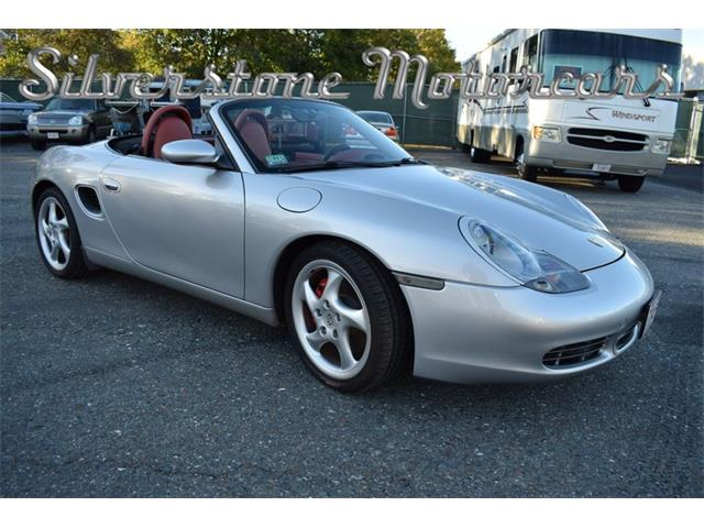 2001 Porsche Boxster (CC-1423937) for sale in North Andover, Massachusetts