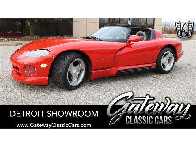 1995 Dodge Viper (CC-1423939) for sale in O'Fallon, Illinois