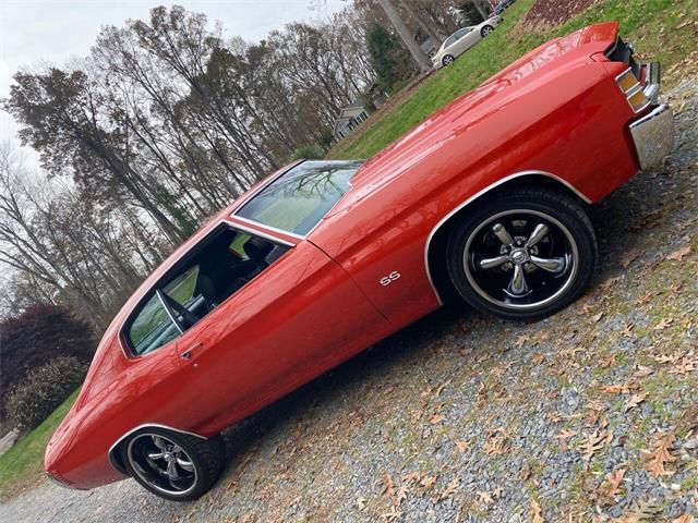 1971 Chevrolet Chevelle (CC-1423949) for sale in Addison, Illinois