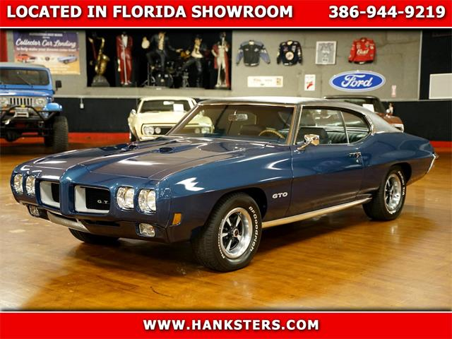 1970 Pontiac GTO (CC-1423951) for sale in Homer City, Pennsylvania