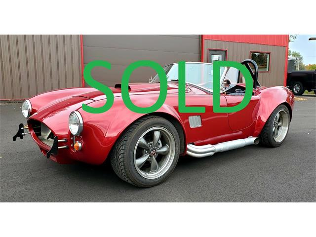 1965 Shelby Cobra Replica (CC-1423954) for sale in Annandale, Minnesota