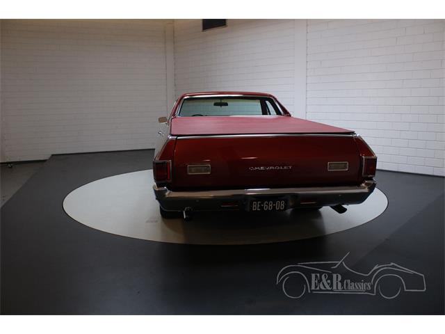 1972 Chevrolet El Camino (CC-1423960) for sale in Waalwijk, Noord-Brabant