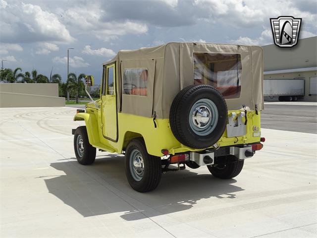 1977 Toyota Land Cruiser FJ40 (CC-1423961) for sale in O'Fallon, Illinois