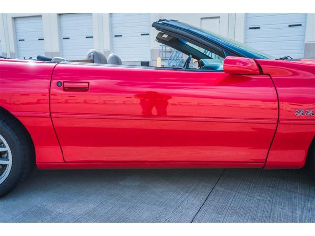 2002 Chevrolet Camaro (CC-1423970) for sale in O'Fallon, Illinois