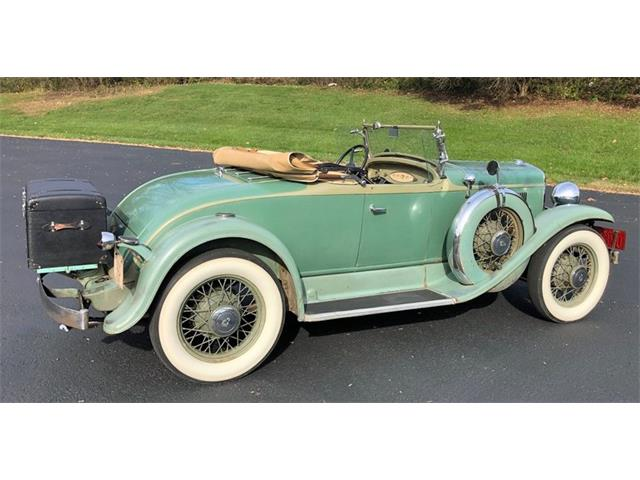1931 DeSoto Deluxe (CC-1423973) for sale in West Chester, Pennsylvania