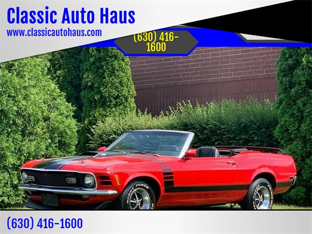 1970 Ford Mustang (CC-1423975) for sale in Geneva, Illinois