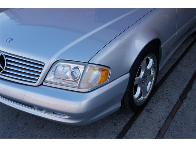 2002 Mercedes-Benz SL-Class (CC-1423981) for sale in Reno, Nevada