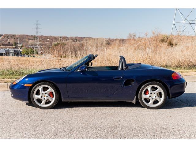 2001 Porsche Boxster (CC-1423985) for sale in Omaha, Nebraska