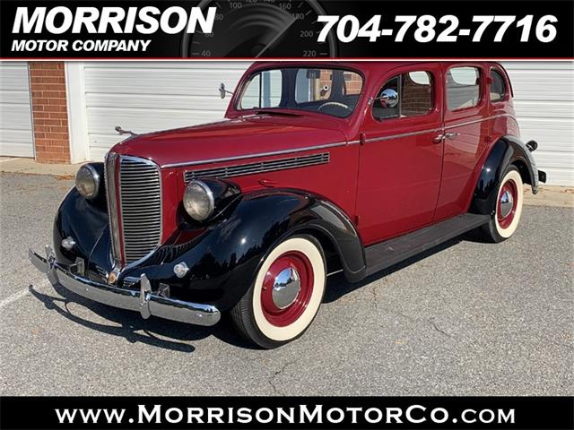 1938 Dodge 4-Dr Sedan (CC-1423986) for sale in Concord, North Carolina
