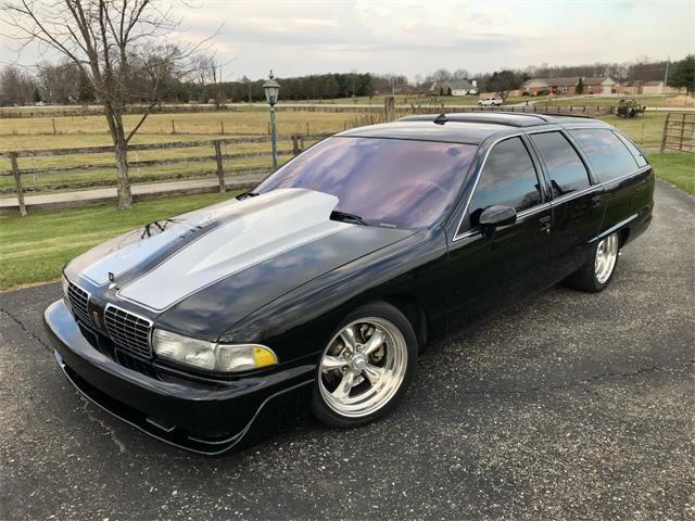 1992 Oldsmobile Custom Cruiser (CC-1423991) for sale in Knightstown, Indiana