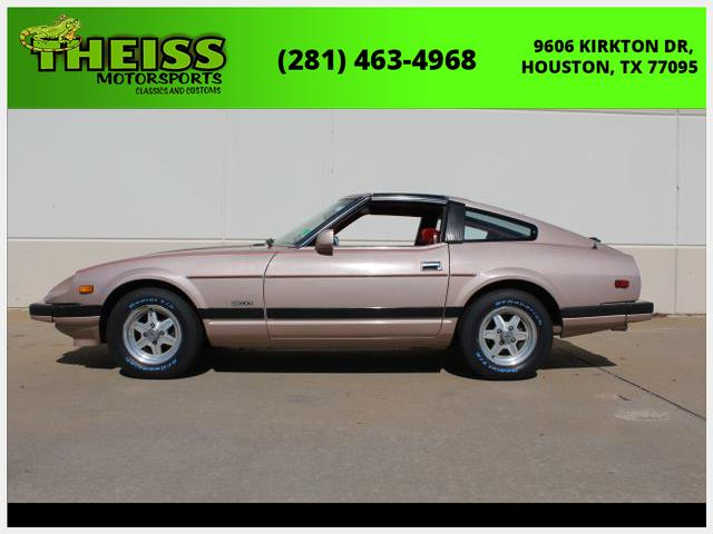 1982 Nissan Automobile (CC-1423993) for sale in Houston, Texas