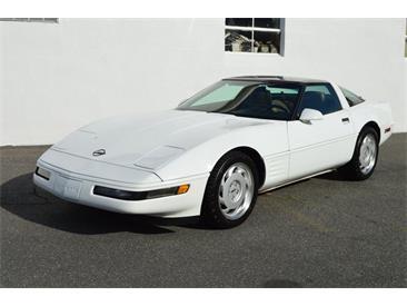 1992 Chevrolet Corvette (CC-1424002) for sale in Springfield, Massachusetts