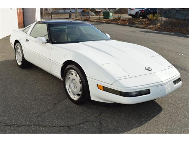 1992 Chevrolet Corvette (CC-1424002) for sale in Springfield, Massachusetts