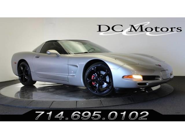 2002 Chevrolet Corvette (CC-1424005) for sale in Anaheim, California