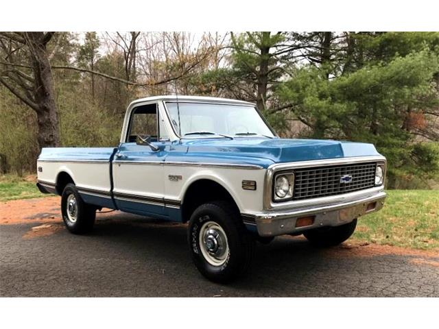 1972 Chevrolet Cheyenne (CC-1424016) for sale in Harpers Ferry, West Virginia
