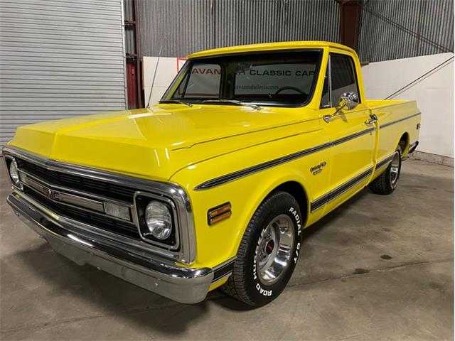 1969 GMC C/K 10 (CC-1424019) for sale in Savannah, Georgia