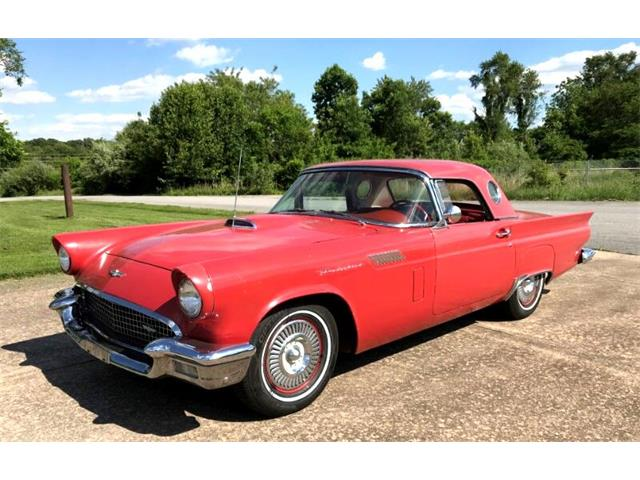 1957 Ford Thunderbird (CC-1424021) for sale in Harpers Ferry, West Virginia