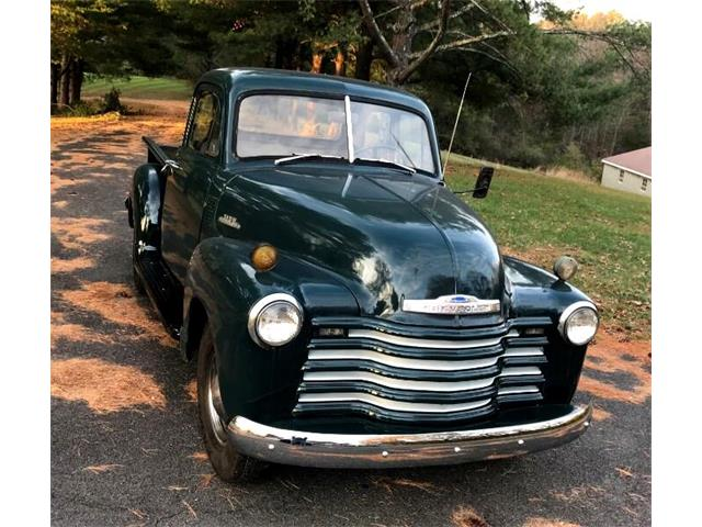 1953 Chevrolet 3100 (CC-1424022) for sale in Harpers Ferry, West Virginia