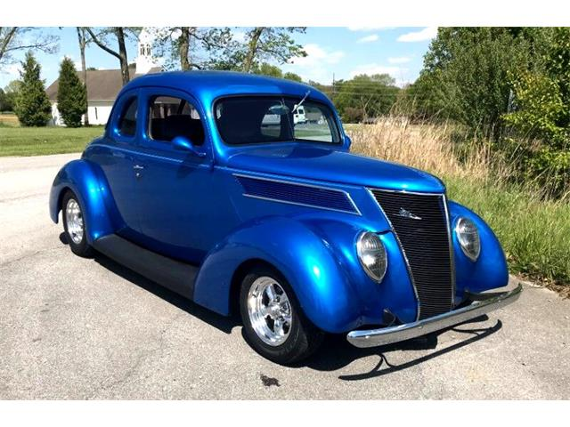1937 Ford Coupe (CC-1424027) for sale in Harpers Ferry, West Virginia