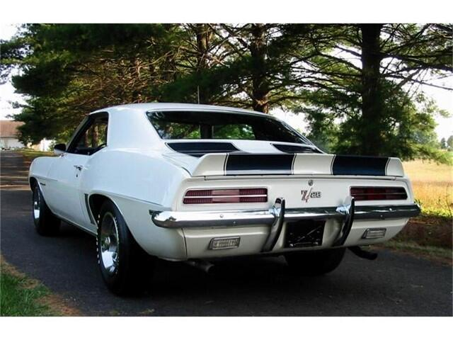 1969 Chevrolet Camaro (CC-1424029) for sale in Harpers Ferry, West Virginia
