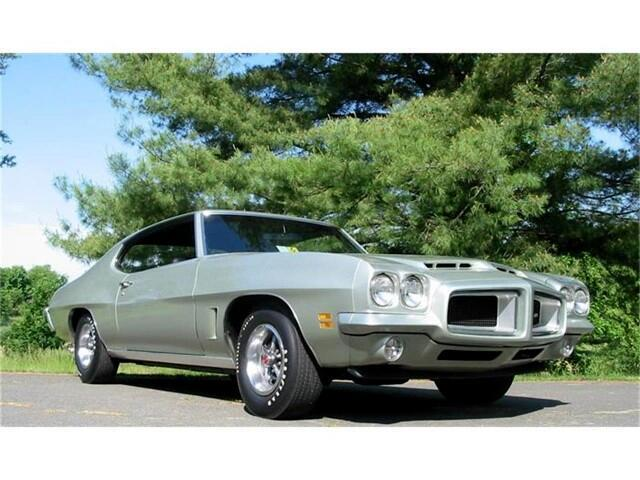 1972 Pontiac GTO (CC-1424030) for sale in Harpers Ferry, West Virginia