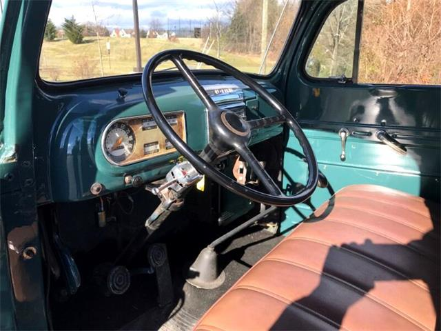 1950 Ford F1 (CC-1424031) for sale in Harpers Ferry, West Virginia
